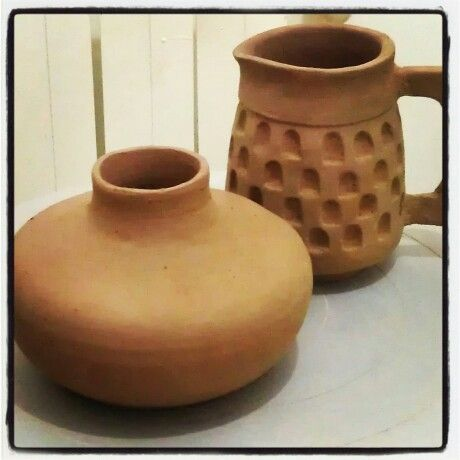 Pottery,clay,handmade