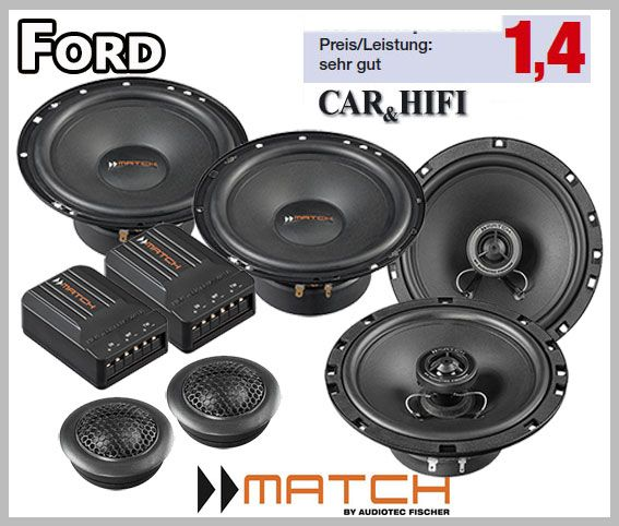 Ford Focus II car speakers upgrade kit for front and rear doors http://www.car-hifi-radio-adapter.eu/en/car-speaker/ford/ford-focus-ii-car-speakers-upgrade-kit-for-front-a.html - Car Hifi Radio Adapter.eu