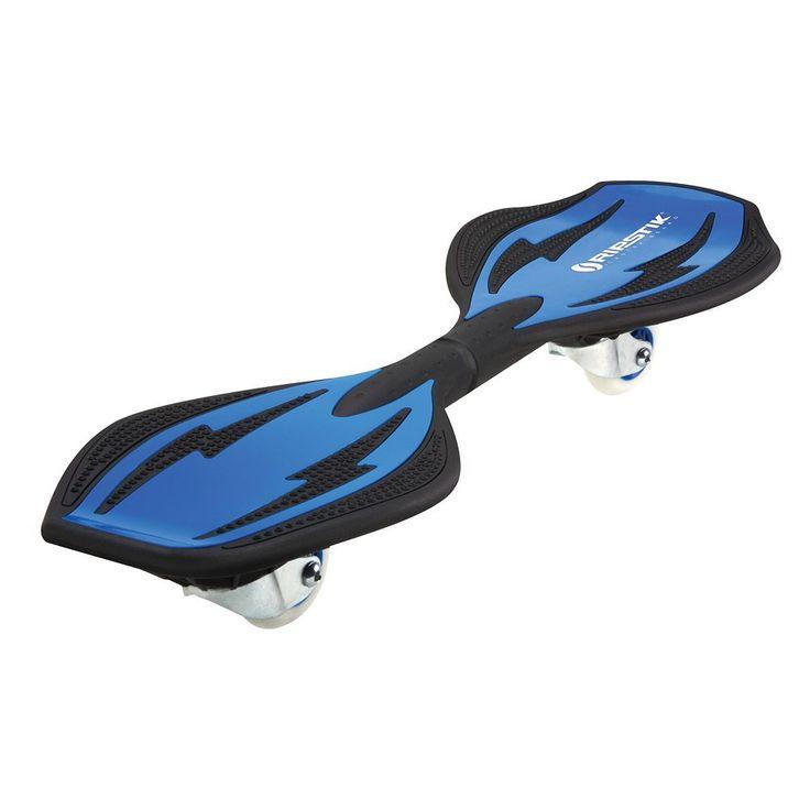 Razor RipStik Ripster Caster Board, Blue