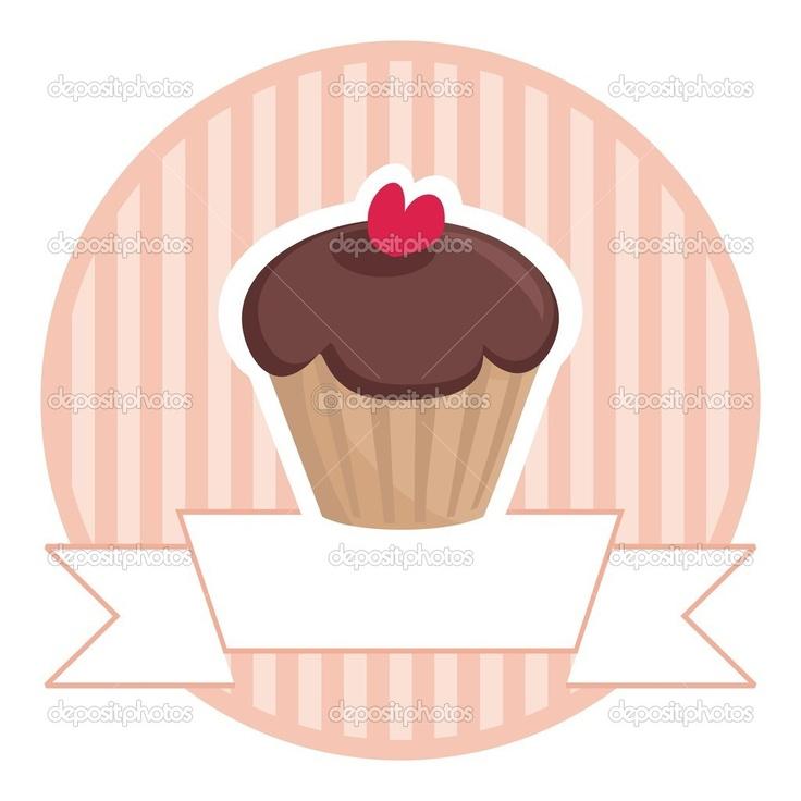 cupcake logos pinterest