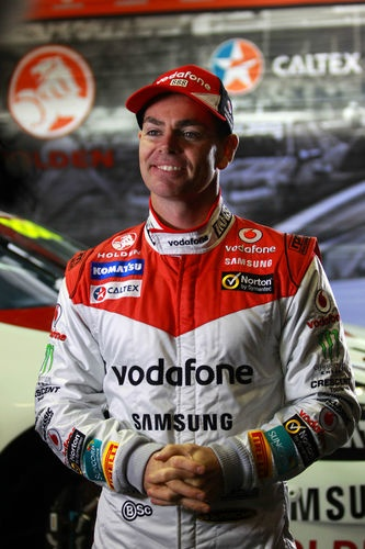 Craig Lowndes 2012 Bathurst Driver Suit That car looked awesome did or not