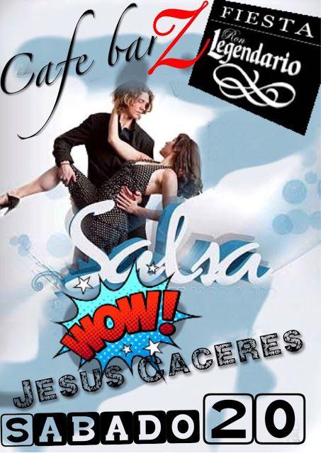 El Portal de Espartinas: Sábado 20 de junio, SALSA y Fiesta Legendario en C...