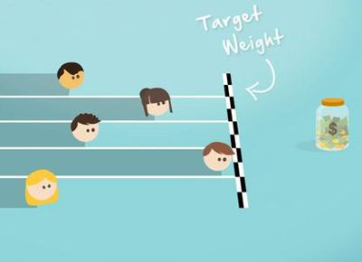 DietBet helps you lose weight with friendly competition.