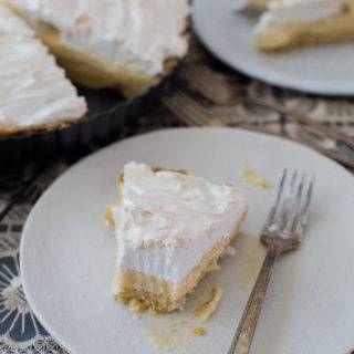 Pie de limón, receta chilena