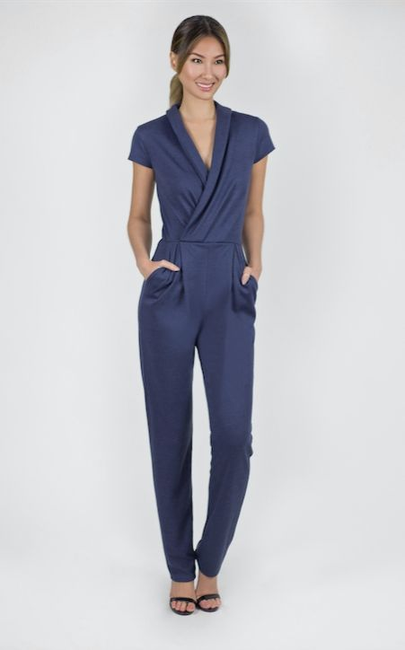 Dresscode is reshaping the uniform industry. This jumpsuit is perfect for spa therapist and beauticians. The fabric is soft Italian jersey which will guarantee comfort and style of staff all day. www.dresscodeuniforms.co.uk