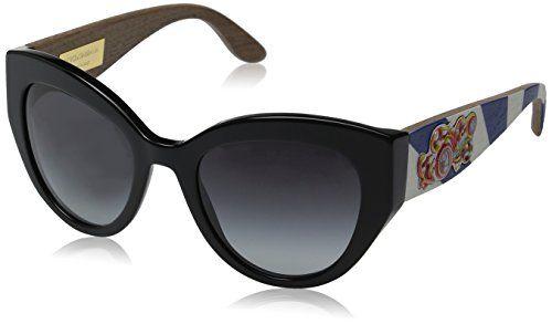 4ee8e27c0 D&G Dolce & Gabbana Womens 0DG4278 Cateye Sunglasses | Online House ...
