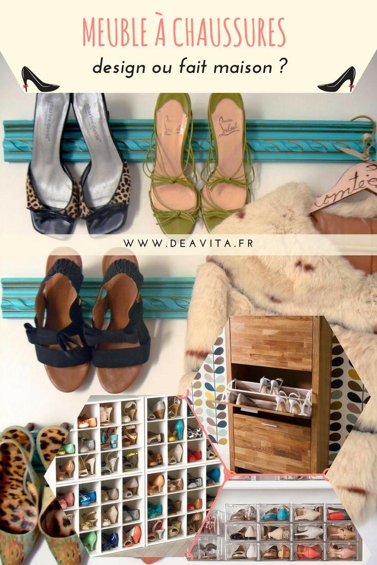 Les 1020 Meilleures Images Du Tableau Mobilier Sur Pinterest  # La Place De Chaussure A La Maison