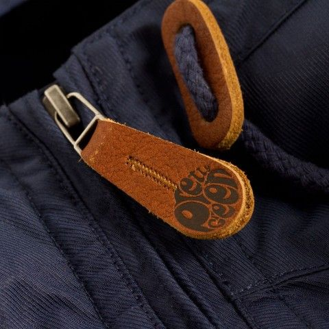 Pretty Green - Hooded Festival Jacket - Savage