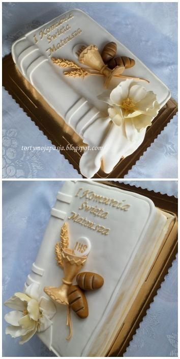 1st First Holy Communion Cake
