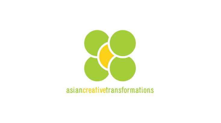 Asia Creative Transformations Logo / Brand Design
