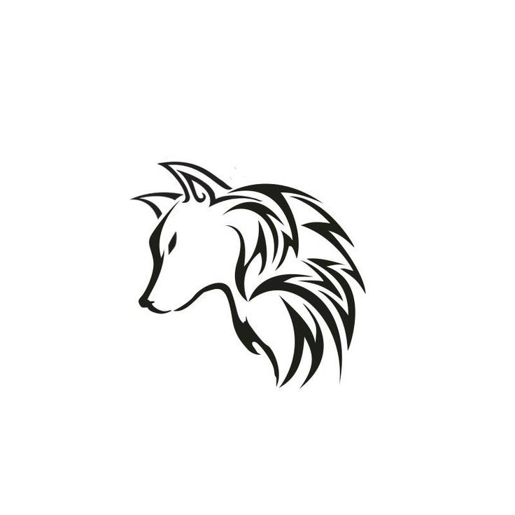 Wolf Tattoo by Robb87