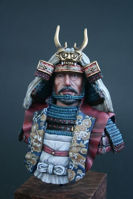 Takeda Shingen by Michael Volquarts · Putty&Paint