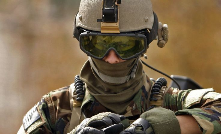 ... To live up to their motto: De Oppresso Liber — To Liberate the Oppressed.