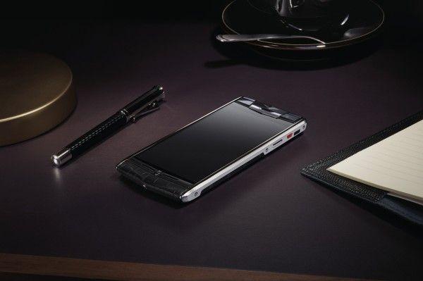 Vertu Signature Touch smartphone