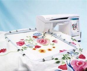 Машинная вышивка - Творческие онлайн-курсы ART-DESIGN-LAB