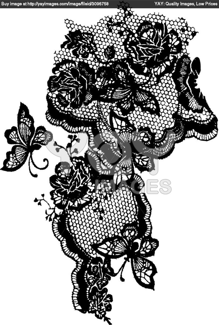 lace pattern for under rose tattoo ideas pinterest lace patterns tattoo ideas and lace. Black Bedroom Furniture Sets. Home Design Ideas