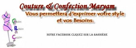Couture & Confection Maryam