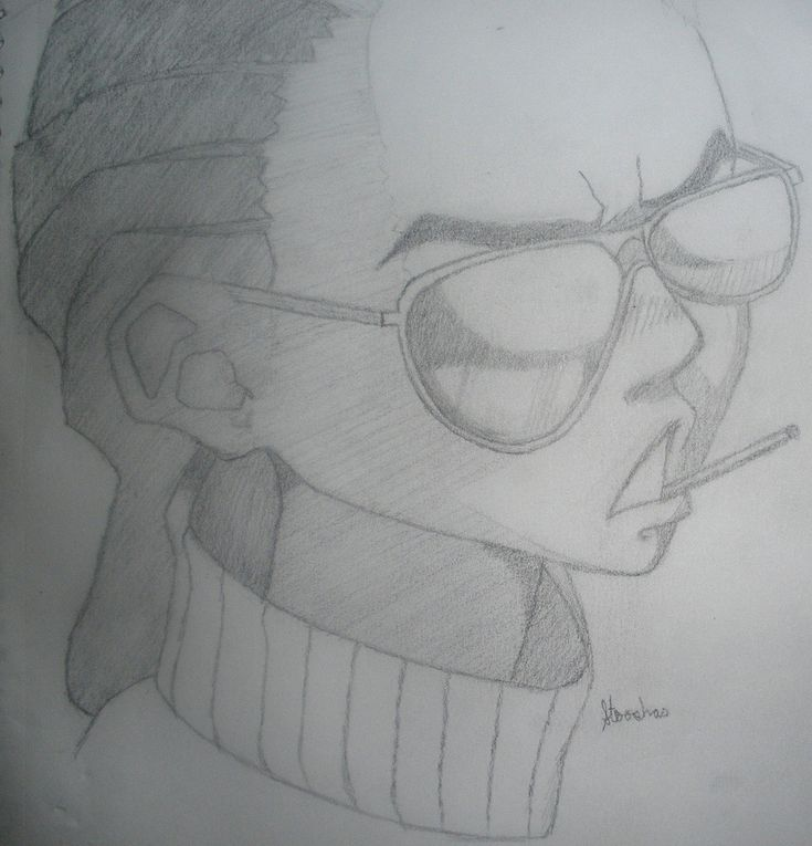 Riley Freeman (The Boondocks)   A quick sketch of another on…   Flickr