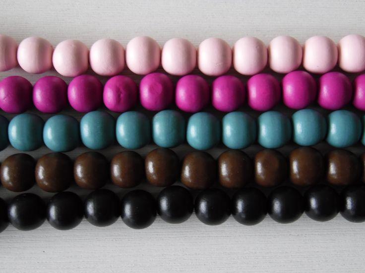 Woonkettingen diverse kleuren - Ongeveer 95 cm lang - www.vanmariel.nl