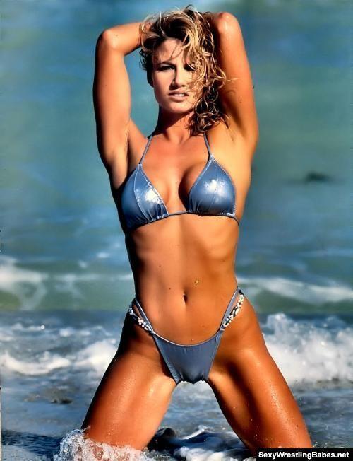 Beautiful Women of Wrestling: Tammy Lynn Sytch / Sunny