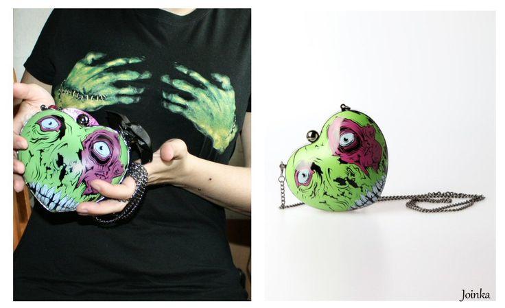 Zombie Iron Fist little bag.