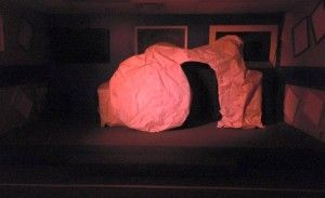 Cheap and Easy Empty Tomb. Cost me $0 and took 3-3.5 hours.