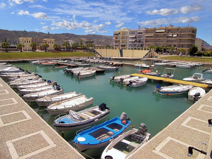 Xylokastro Marina / Municipality of Xylokastro - Evrostini [3 of 3]