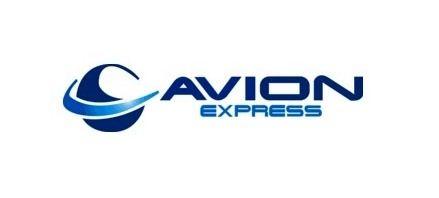 Avion Express Logo. (LITHUANIAN).
