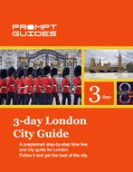 Preplanned 3-day London City Guide