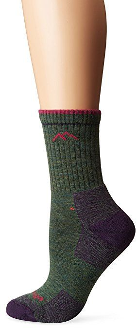 e20b96b61d2 Amazon.com   Darn Tough Vermont Women s Merino Wool Micro Crew Cushion Socks    Athletic Socks   Clothing