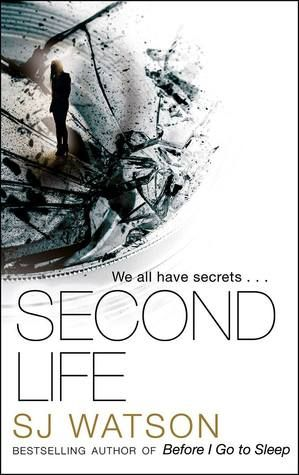 Review: Second Life by S.J. Watson | book'd out - not sure about the ending but a fast riveting read.