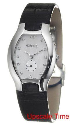 Ebel Beluga Tonneau Ladies Watch 9014G31/9935206