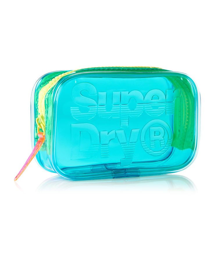 Womens - Baby Jelly Purse in Turquoise | Superdry
