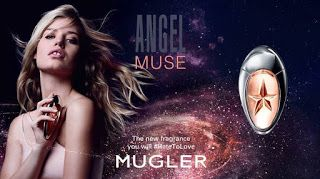 Pandora`s Box: Thierry Muglar Angel Muse Perfume Review