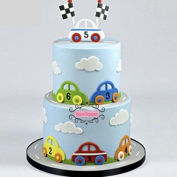 Auto Set Kunststoff Fondant Schneider Kuchenform Fondantform Fondant Kuchen Dekorieren …   – tortas