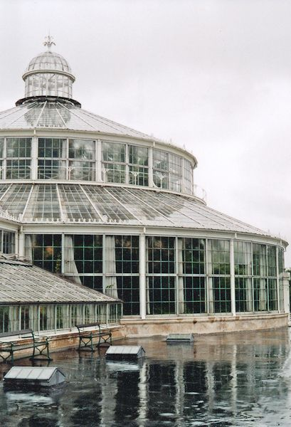 Botanical Garden, Copenhagen, Denmark #belle #epoque