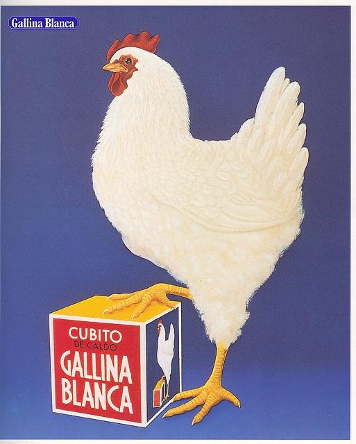Gallina Blanca @@@@......http://www.pinterest.com/marajosmuoz/publicidad-antigua/