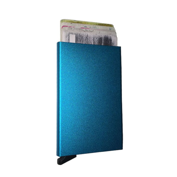 Find More Card & ID Holders Information about First credit card holder flat credit card holder made from aluminum small convenient use click pop up mechanism,High Quality credit card holder,China card holder Suppliers, Cheap aluminium credit card holder from RFID Wallet Store on tpkwallet.Aliexpress.com