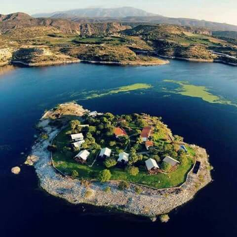 Campamento Eco Tur 237 Stico La Isla Tzibanza Cadereyta De