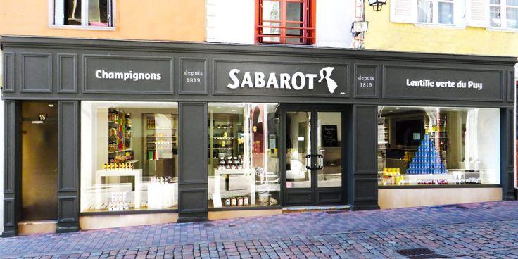 L'espace de vente Sabarot vous accueille au Puy-en-Velay ! Rendez-vous 15 rue Courrerie, 43000 le Puy-en-Velay (Haute-Loire, Auvergne, France) Épicerie fine, promotions, bons plans, proximité @sabarotwassner
