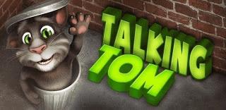 Baixar jogo aplicativo android do gatinho-Tom, o Gato Falante Free-Talking Tom Cat  1