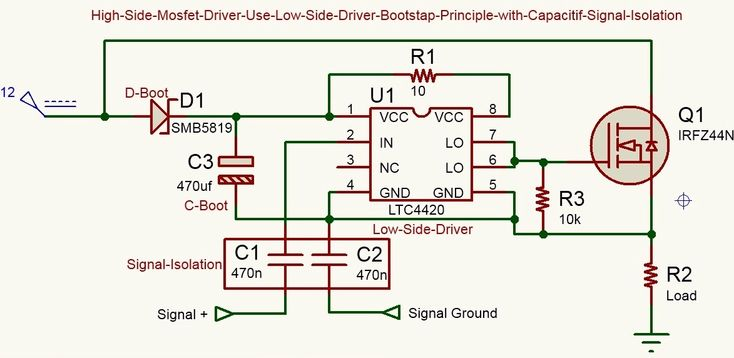 dc inverter welder schematic moreover gate driver circuit mos fet rh escopeta co