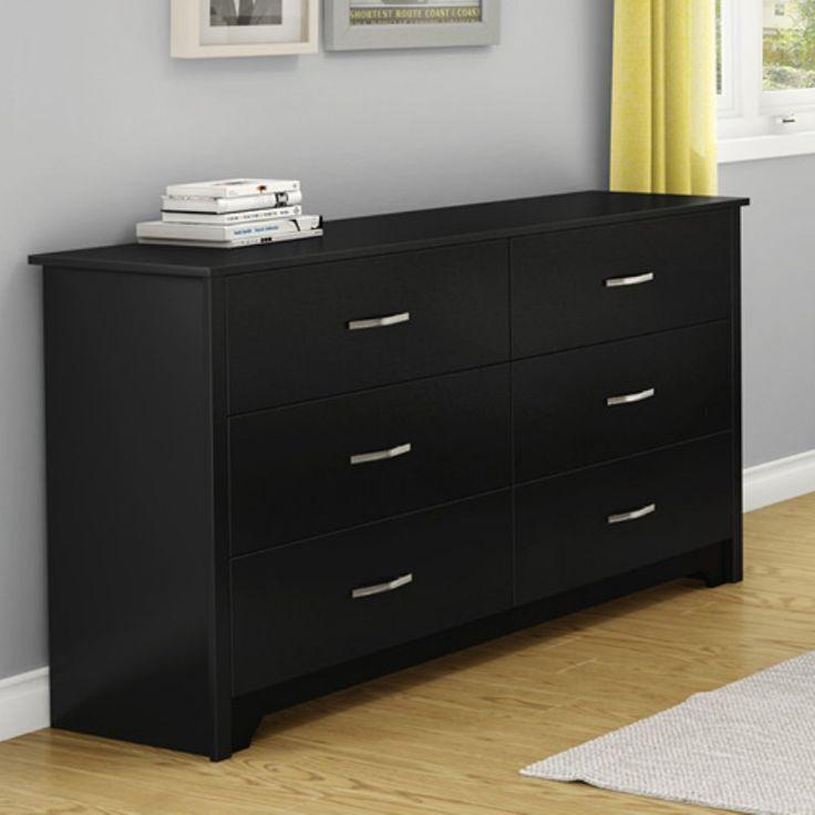South Shore Fusion 6 Drawer Dresser - 9006010