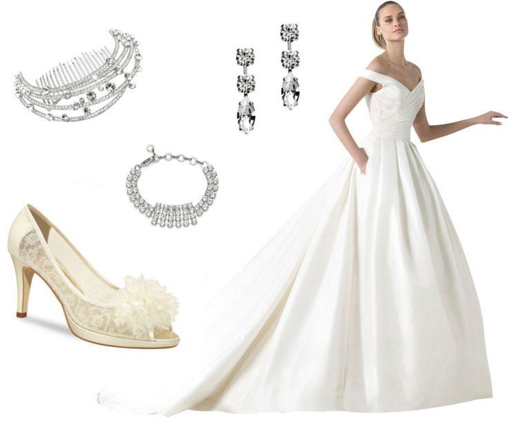 De mooiste accessoires bij jouw trouwjurk
