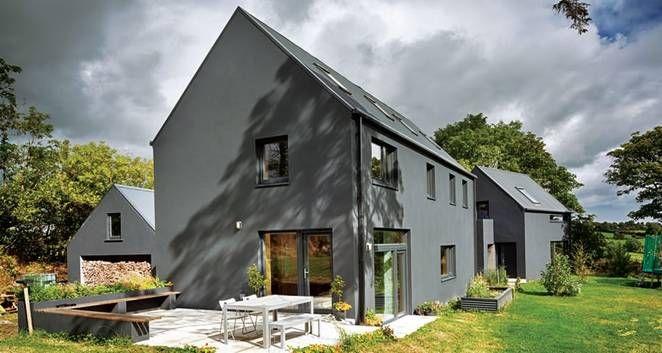 Irish passive house