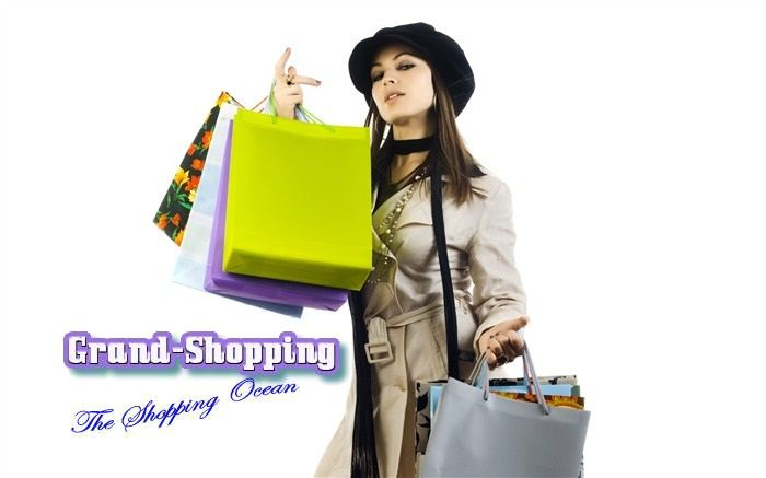 Grand Shopping is one of the perfect platform for clothing, footwear, watches, bags, belts, wallets, sunglasses, jewelery, lingerie, mobiles, tabs, iphones, laptops and more at GS.