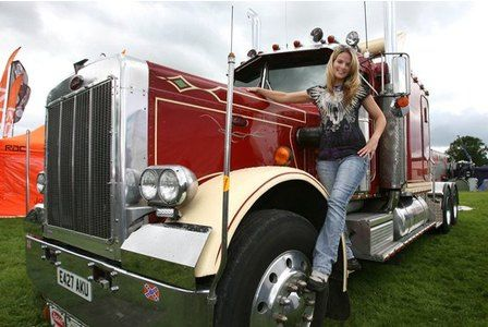 lisa kelly ice road truckers - Google Search