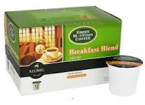 Green Mountain K-Cup Coupons