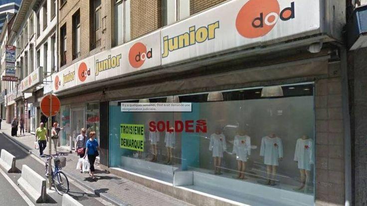 Bruxelles 78 anciens travailleurs de DOD jugent leur licenciement abusif - RTBF