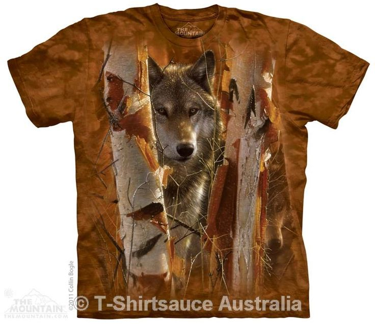The Guardian Wolf Adults T-Shirt